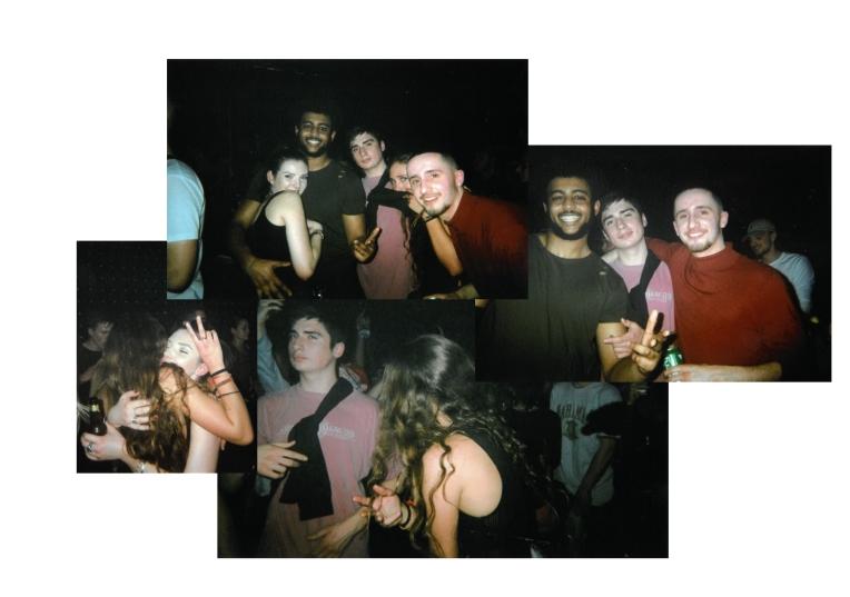 Benji, Yohan, Harry, Lily, Josie